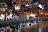 The harbour in Whitby