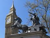 Near parliament