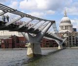 The Millenium footbridge