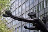 Statue in Knightsbridge