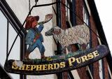 Shop sign (Whitby)
