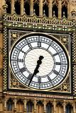 The clock (incorrectly) called Big Ben