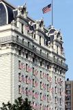 Patriotic hotel