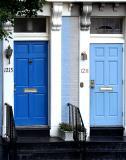 Doors of Georgetown