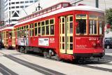 The streetcar