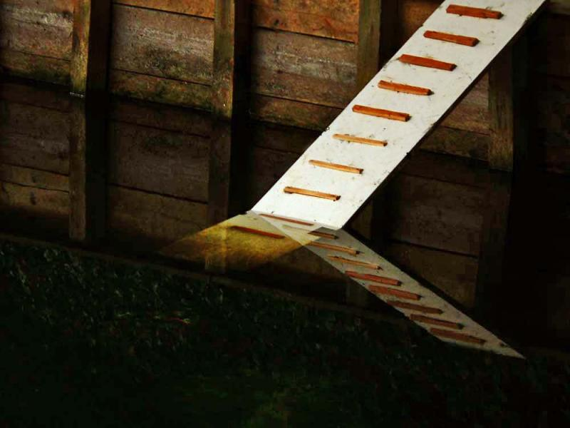 Plank, Willemstad, The Netherlands, 2005
