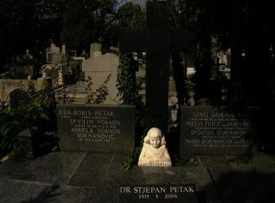 Family Plot, Mirogoj Cemetery, Zagreb, Croatia, 2005