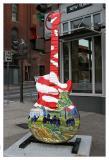 Painted Guitars of Nashville