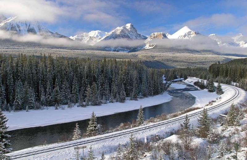 Bow Valley Winter III