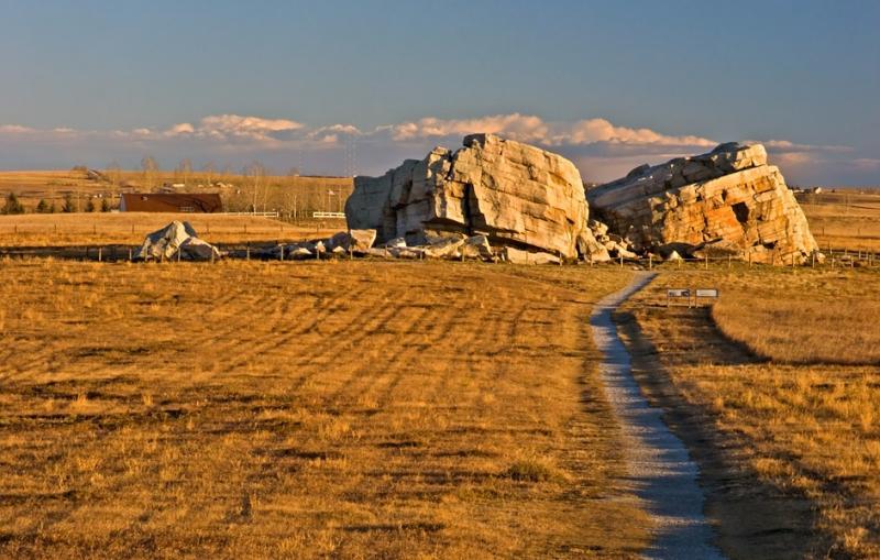 Big Rock: The Okotoks Erratic (2)