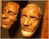 Death Mask's of Joseph & Hyrum Smith