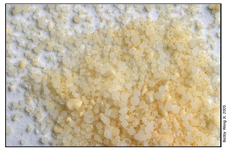 Garlic bread, powder