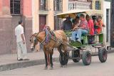 Transporte en carreta
