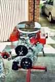TR7 Rebuild & Engine pics