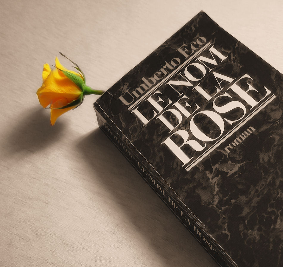 The name of the rose....