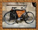 The Breton  gourmet's bike
