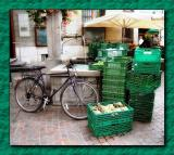 The green grocer's bicycle