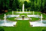Italian water garden, Longwood Gardens