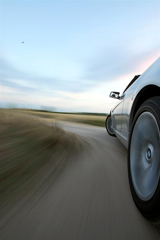 The BMW 630i Cabrio