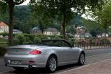 The BMW 630i Cabrio in Heidelberg