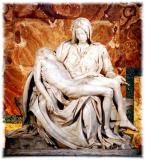 Michaelangelo's  Pieta: The Vatican