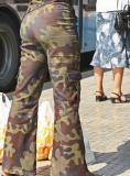 IBIZA . JE VOUS RECONNAIS,  BEAU MILITAIRE,  D'OU L'EXPRESSION : FOURBIR SES ARMES