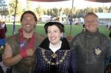The Court of Mary Queen of Scots at truckee renaissance faire 2006