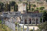 Agora commerciale et Bibliothèque de celsus