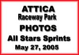 May 27, 2005 Attica ASCoC Sprints