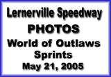 May 21, 2005 Lernerville Speedway