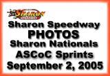 September 2, 2005 - ASCoC Sprints