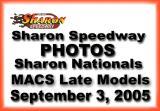 September 3, 2005 - MACS Late Models