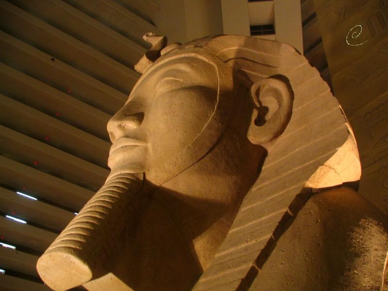 pharaon du Luxor