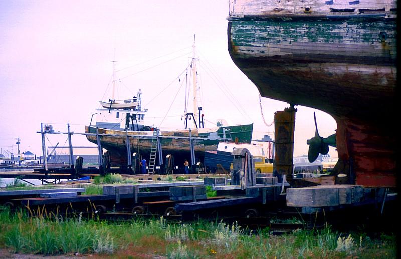 le slit de Havre-Aubert