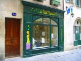 Boutique dans le vieux Genève