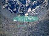 Lac  de montagne , Gornergrat
