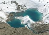 Lac de glacier