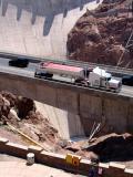 le pont et Hoover Dam