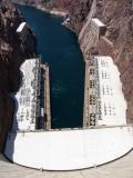 Hoover Dam, en plongée