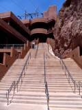 le parking, Hoover Dam