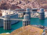 les tourelles de Hoover Dam
