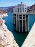 Lac Mead et Hoover Dam