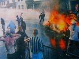 Protestant's Day Riot (Belfast-Northern Ireland)