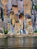 le rocher de Cap Trinité