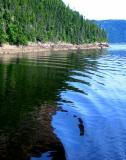 les arcs sur l'eau
