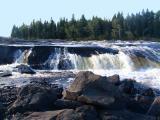 rivière Mistassini , Dolbeau