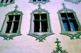 fenêtres en trompe-l'oeil