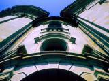 façade d'Einsiedeln.