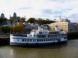 le Louis Jolliet au port de Québec