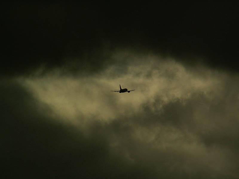20th September 2005 eye of the storm